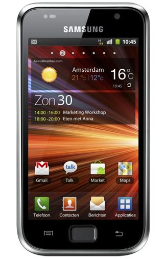 Samsung Galaxy S Plus i9001 Black