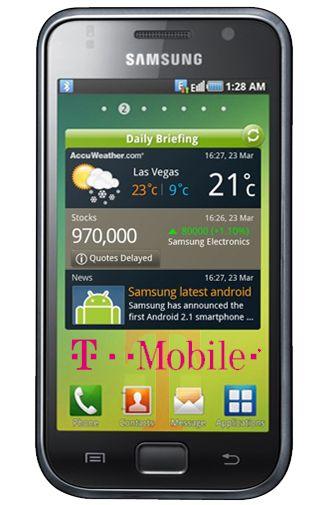 Samsung Galaxy S i9000 Black T-Mobile