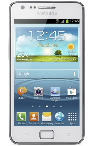 Samsung Galaxy S2 Plus i9105 Chic White
