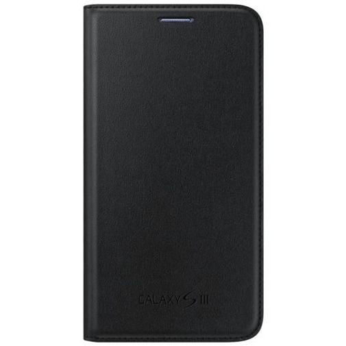 Samsung Galaxy S3 (Neo) Flip Wallet Black