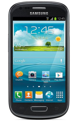 Samsung Galaxy S3 Mini VE i8200 Black