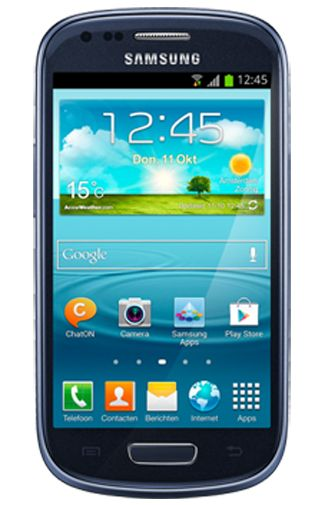 Samsung Galaxy S3 Mini VE i8200 Blue