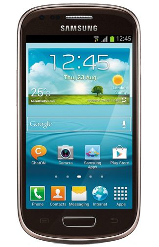 Samsung Galaxy S3 Mini VE i8200 Brown