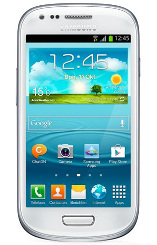Samsung Galaxy S3 Mini VE i8200 White
