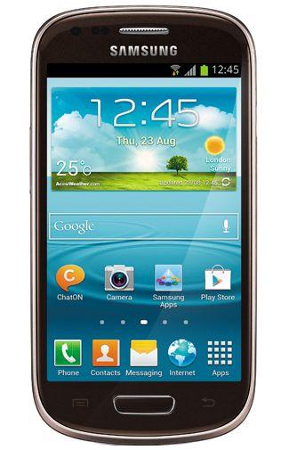 Samsung Galaxy S3 Mini i8190 Brown