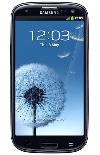 Samsung Galaxy S3 i9305 Black