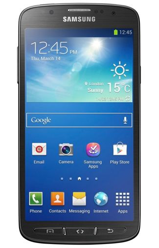 Samsung Galaxy S4 Active i9295 Black