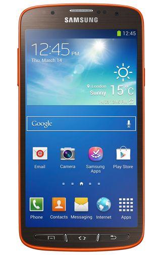 Samsung Galaxy S4 Active i9295 Orange Flare