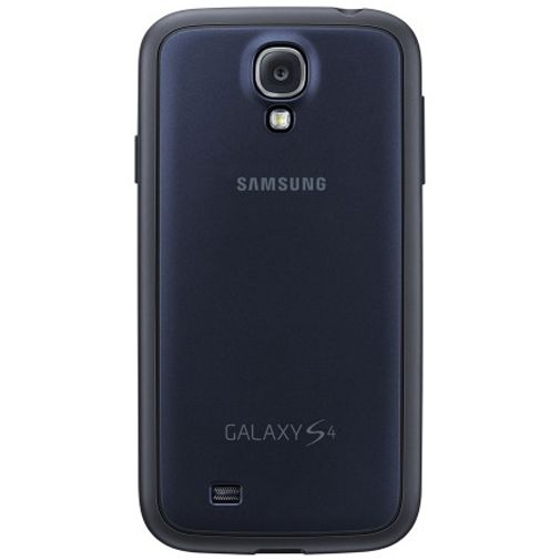 Samsung Galaxy S4 Cover+ Navy