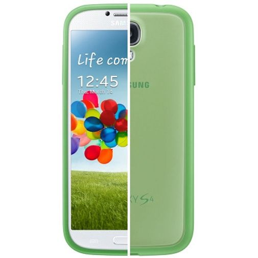 Samsung Galaxy S4 Cover+ Green