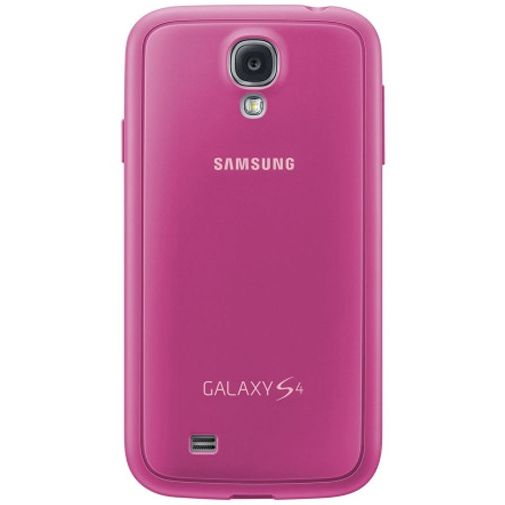 Samsung Galaxy S4 Cover+ Pink