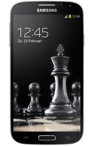 Samsung Galaxy S4 i9505 Deep Black