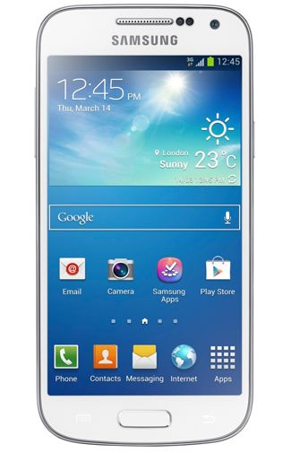 Samsung Galaxy S4 Mini Duos i9192 White