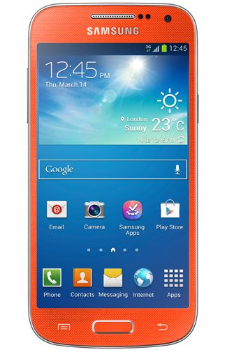 Samsung Galaxy S4 Mini i9195 Orange