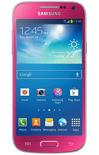 Samsung Galaxy S4 Mini i9195 Pink