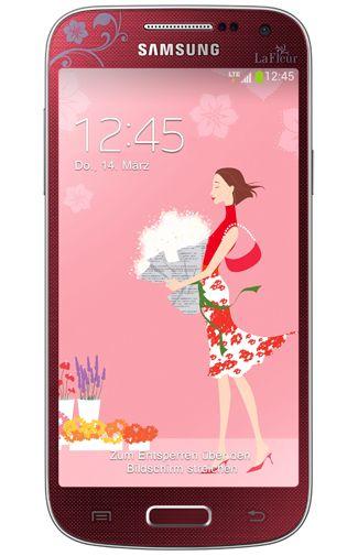 Samsung Galaxy S4 Mini I9195 Red La Fleur Kopen Belsimpel Nl