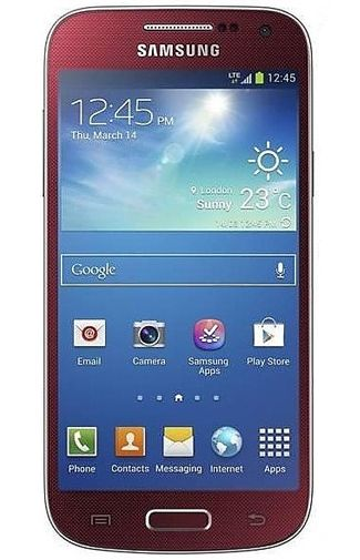 Samsung Galaxy S4 Mini i9195 Red