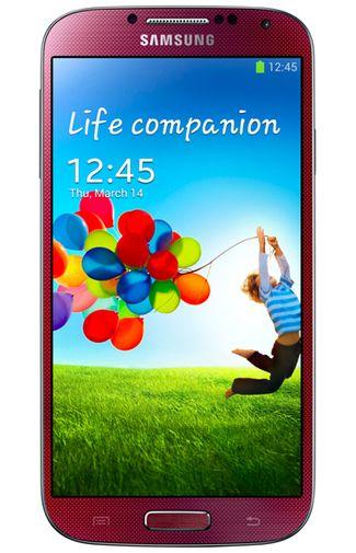 Samsung Galaxy S4 i9505 Red