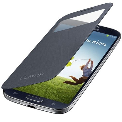 Samsung Galaxy S4 S-View Cover Black