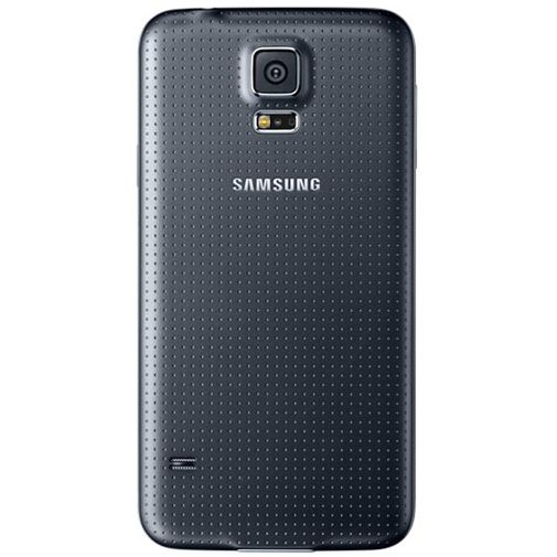 Samsung Galaxy S5 Charging Cover Black