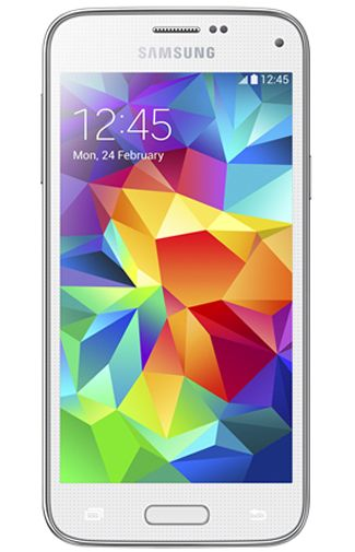 Samsung Galaxy S5 Mini Duos G800H White