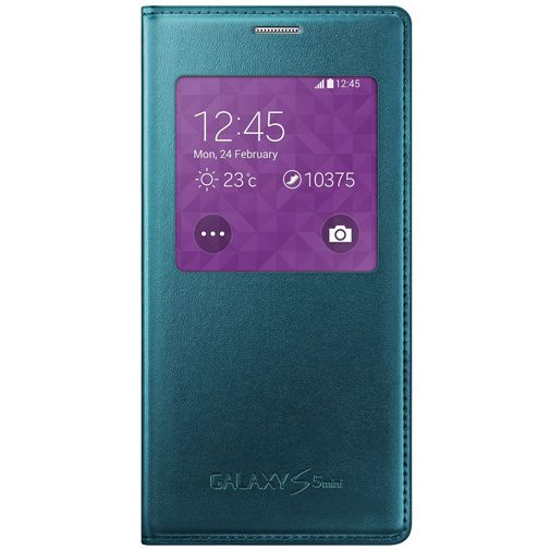Samsung Galaxy S5 Mini S View Cover Green