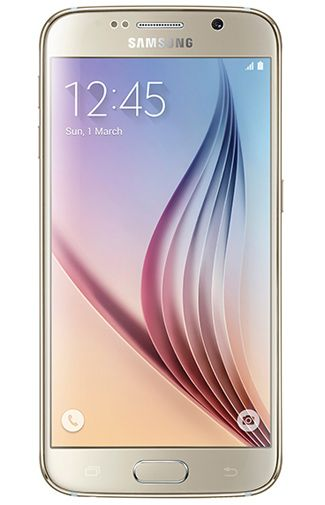 Productafbeelding Samsung Galaxy S6 64GB G920F Gold