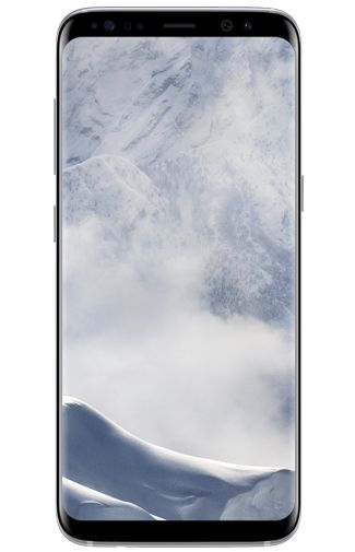 Productafbeelding Samsung Galaxy S8 G950 Silver