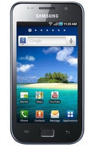 Samsung Galaxy SL i9003 Silver