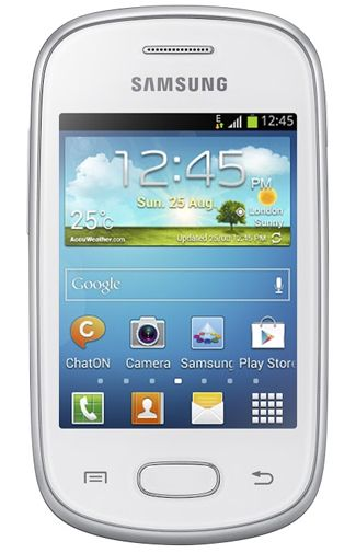 Samsung Galaxy Star S5280 White