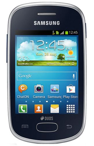 Samsung Galaxy Star S5282 Dual Sim Black