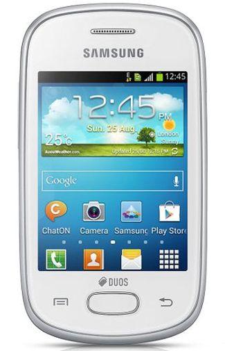 Samsung Galaxy Star S5282 Dual Sim White