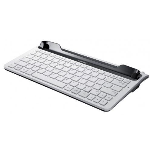 Productafbeelding van de Samsung Galaxy Tab 10.1 Toetsenbord Wit Qwerty