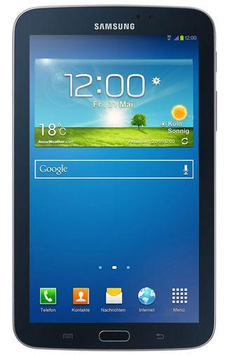 Productafbeelding Samsung Galaxy Tab 3 7.0 P3210 WiFi Black