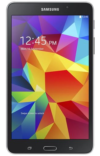 Productafbeelding van de Samsung Galaxy Tab 4 7.0 T230 8GB WiFi Black