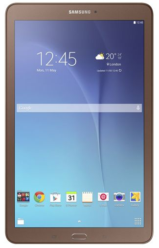 Productafbeelding van de Samsung Galaxy Tab E 9.6 WiFi T560 Gold Brown