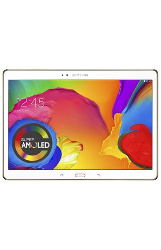 Productafbeelding Samsung Galaxy Tab S 10.5 T805 16GB 4G White