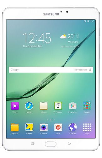 Productafbeelding Samsung Galaxy Tab S2 8.0 T719 WiFi + 4G White