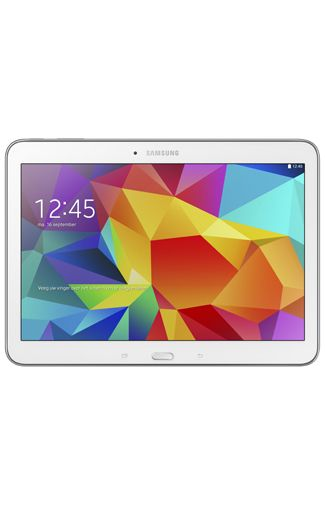 Productafbeelding Samsung Galaxy Tab 4 10.1 T535 16GB 4G White