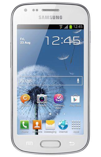 Samsung Galaxy Trend S7560 White