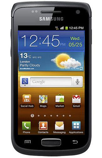 Samsung Galaxy W i8150 Black