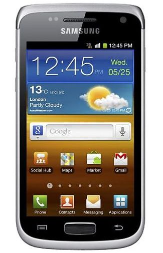 Samsung Galaxy W i8150 White
