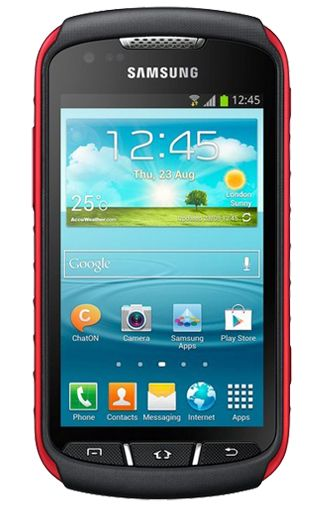 Samsung Galaxy Xcover 2 S7710 Black Red