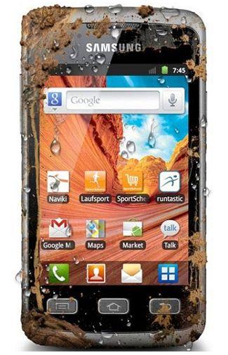 Samsung Galaxy Xcover S5690 Black