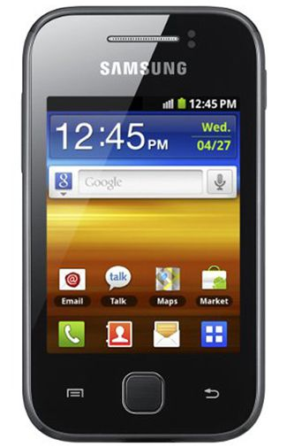 Samsung Galaxy Y S5360 Absolute Black