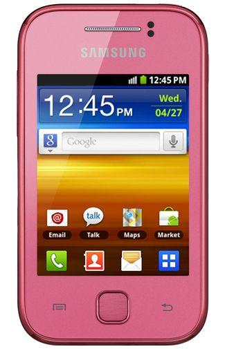 Samsung Galaxy Y S5360 Pink