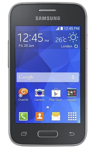 Samsung Galaxy Young 2 G130 Black