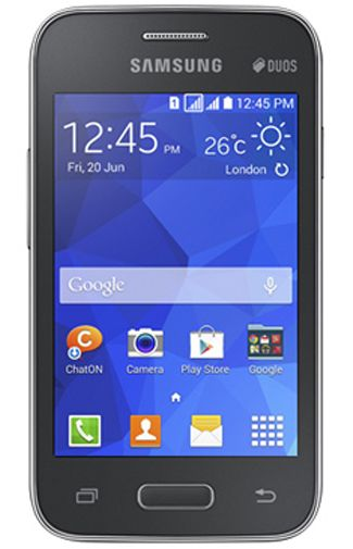 Samsung Galaxy Young 2 Duos G130HDS Black