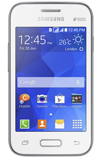 Samsung Galaxy Young 2 Duos G130HDS White