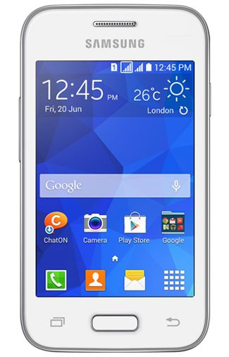 Samsung Galaxy Young 2 G130 White